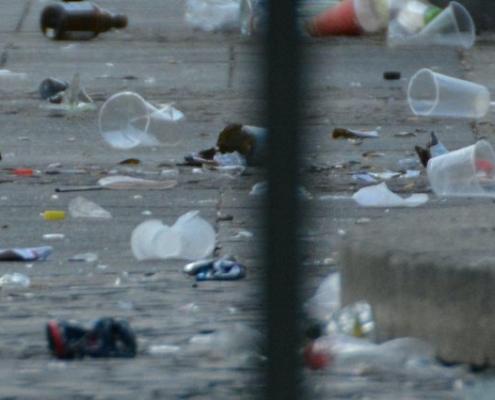 Emotionaler Missbrauch – wie mit Müll beworfen werden